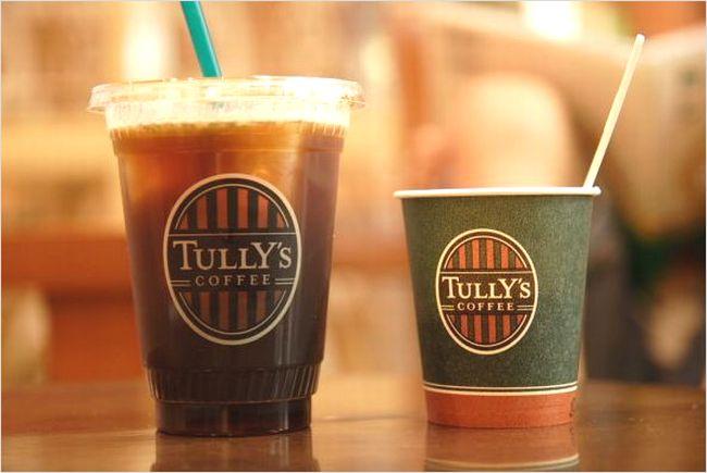 タリーズのコーヒー