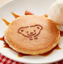 キッズベアフルパンケーキ
