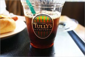 Tully'sのコーヒー